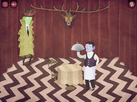 The Franz Kafka Videogame Screenshots
