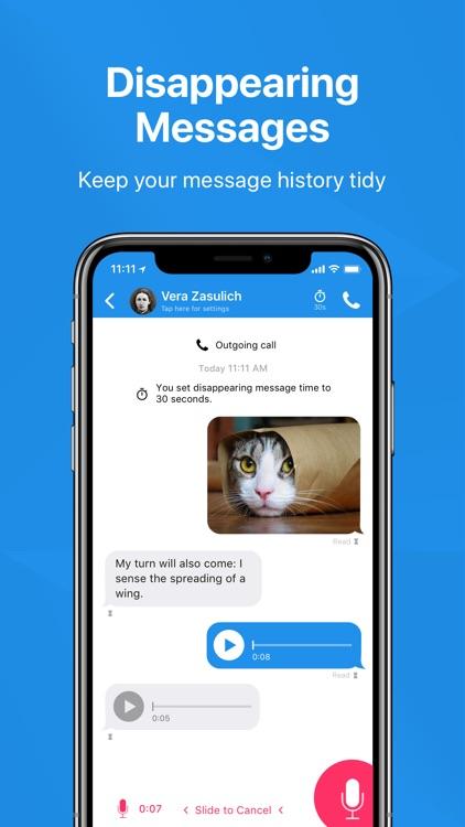 Signal - Private Messenger screenshot-4