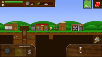 Screenshot #6 for Treasure Miner - 2d gem mine