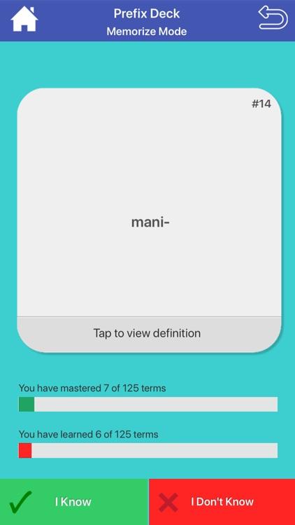 Medical Terms Flashcards screenshot-4