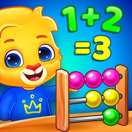 Number Kids: Math Games