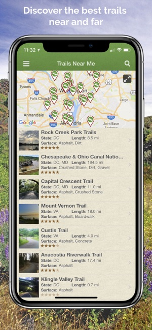 Rails To Trails Florida Map.Traillink Bike Trails Maps On The App Store