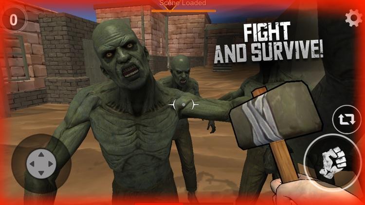 Way To Survival: Zombie Rush
