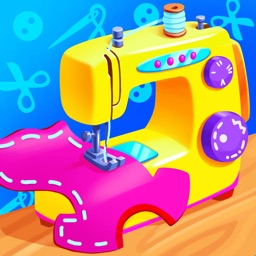 Sewing games girls dress up 3