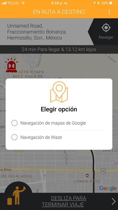 Sube Driver Screenshot