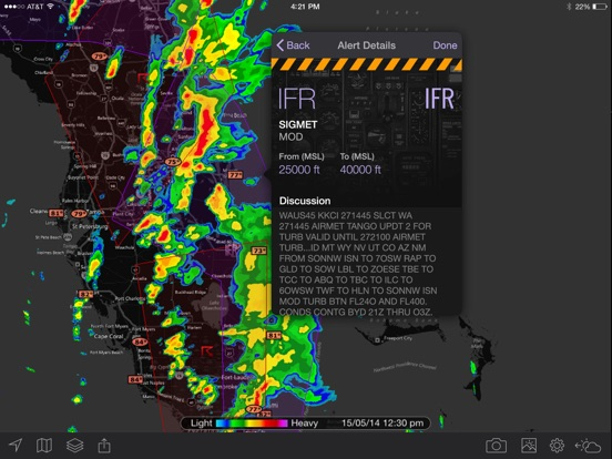 MyRadar NOAA Weather Radar Pro - AppRecs