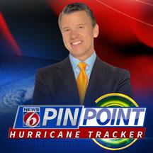 News 6 Pinpoint Hurricane Tracker