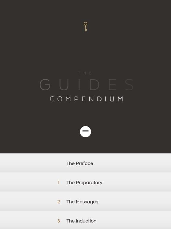 The Guides Compendium на iPad