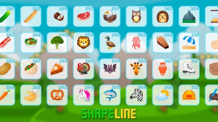 Shapeline - Draw a line