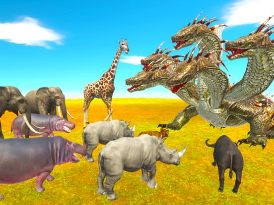 Animal Revolt Battle Simulatorのおすすめ画像7