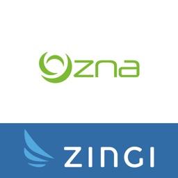 Zingi mobility for ZNA