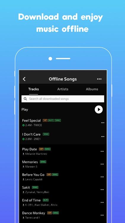 JOOX Music screenshot-3