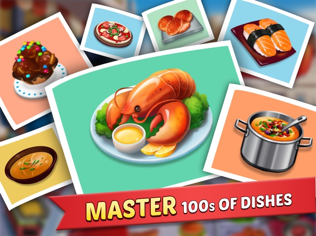 kitchen craze cooking chef on the app store