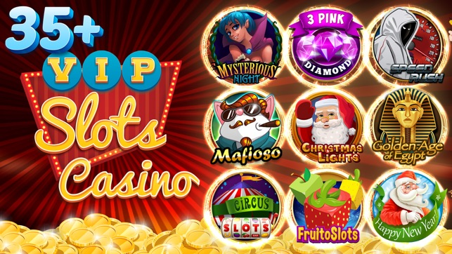 Slots Games In Every Variety From Classic To Progressive At Casino Club