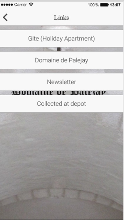 Domaine de Palejay screenshot-7
