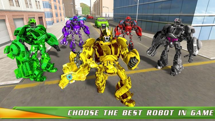 Robot Action Transforming Hero