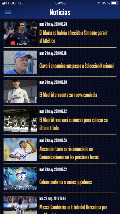 Tigo Sports Guatemala screenshot-6