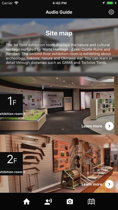 Yuntan Navi - Yuntan Museum screenshot two