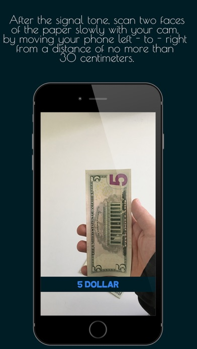 Download Dollar Recognition - For Blind for Android
