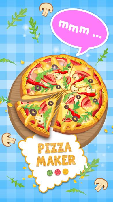 Pizza Maker Deluxe screenshot one