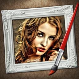 Ícone do app Portrait Painter