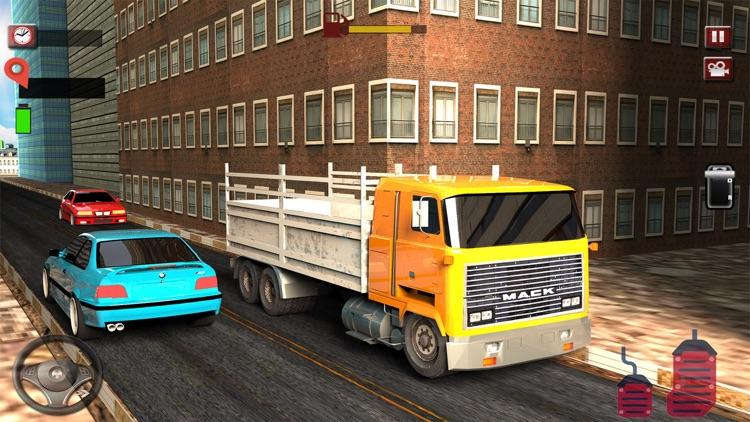 Silk Road Cargo Truck Driver screenshot-3