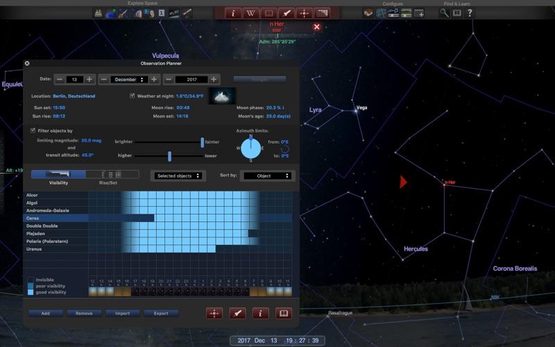 Redshift Premium - Astronomy screenshot 5