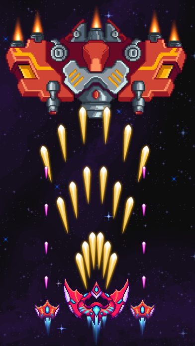 Alien War Spaceship Shooter screenshot 1