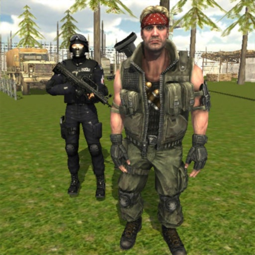 FPS Commando Secret Gun Strike