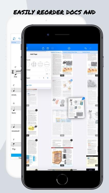 thInk - PDF and ePub Annotator screenshot-6