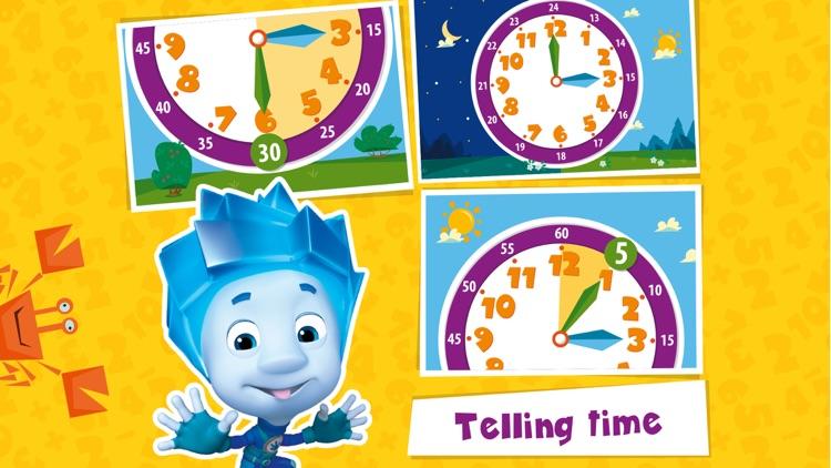 Fixies Math Games for Kids 4+ screenshot-7