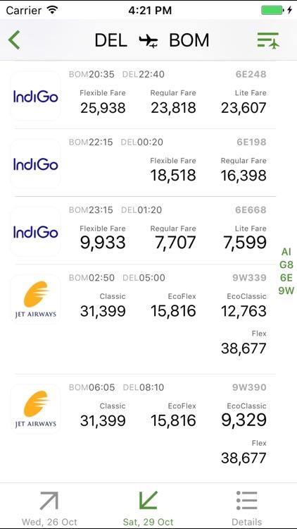 India Flight Lite