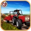 卡车 主动 农场 拖拉机