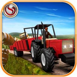 Truck Driving: Farm Tractor