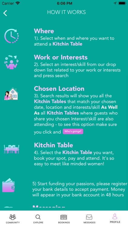 Kitchin Table cowork at home