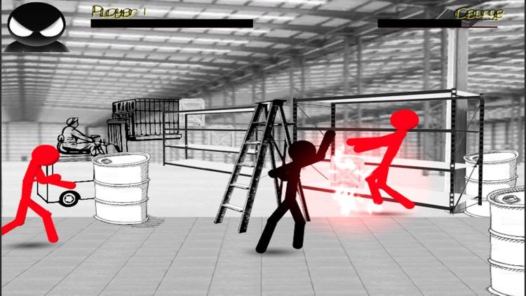 Stickman Brawl of Rage screenshot-3
