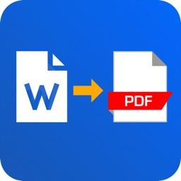 Word to PDF: PDF Converter App