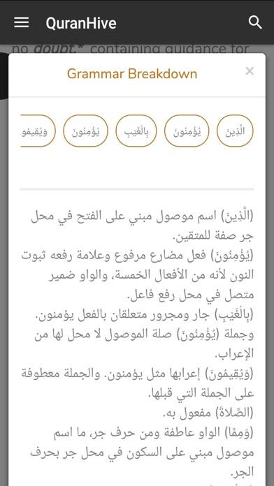 QuranHive screenshot two