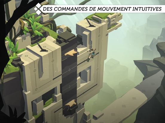 Screenshot #5 pour Lara Croft GO