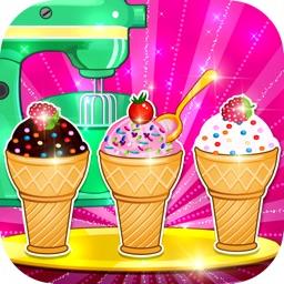 Ice Cream Cone Cupcake Cooking