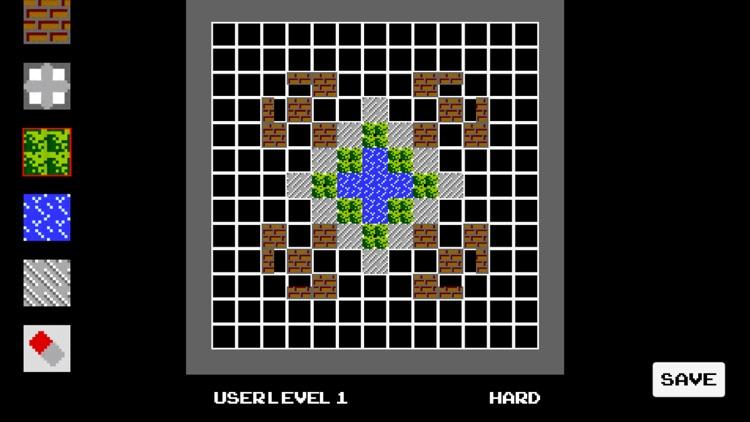 Blocky Tanks 1990 screenshot-3