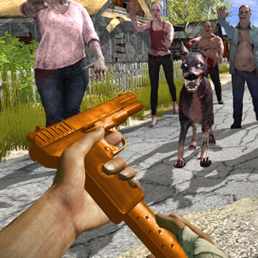 Zombie Sniper: Shooting Surviv