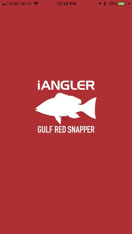 iAngler - Gulf Red Snapper