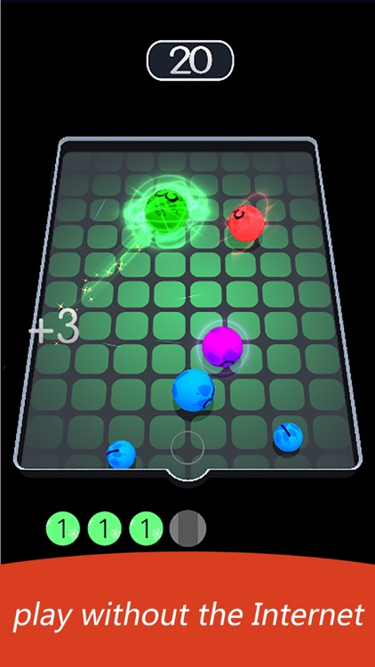 Balls Pool-3D balls Race screenshot-2