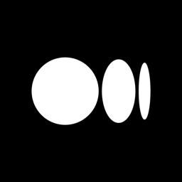 Ícone do app Medium