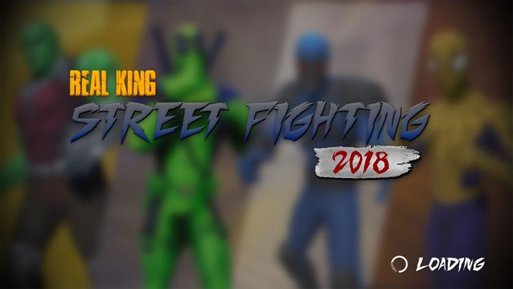 Real King street fighting 2018 screenshot-3