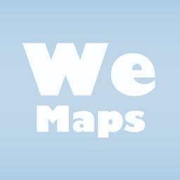 Ícone do app We Maps