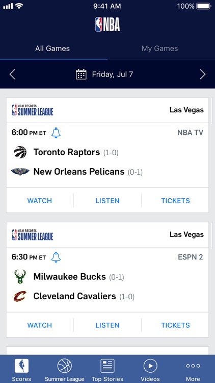 NBA screenshot-0