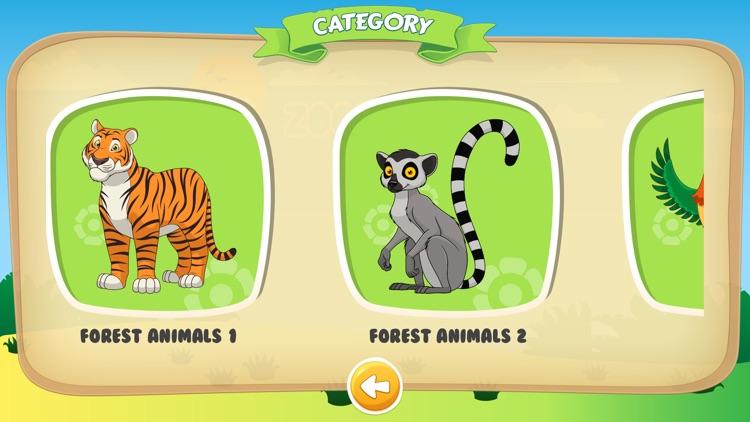 Animals - Kids Learning Games screenshot-8
