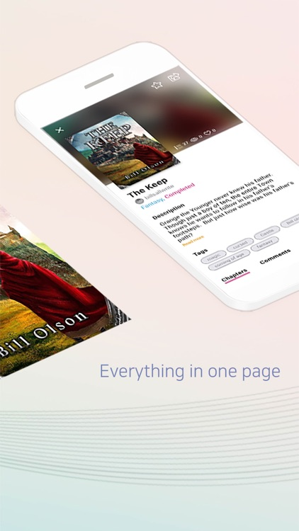 aJoara - Read & Write Stories screenshot-3